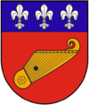 Coat of arms of Krekenava