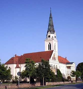 Greek Catholic Eparchy of Križevci - Cathedral of the Holy Trinity in Križevci, Croatia