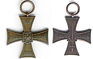 Cross of Valour (Poland) Polish military award