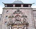 Kulmbach, Plassenburg, Christiansportal im Kasernenhof, 23.06.07 (02).jpg