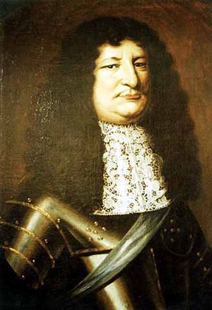 Treaty of Bromberg - Frederick William I, Elector of Brandenburg and Duke of Prussia