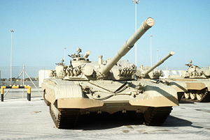M-84 - Kuwaiti M-84AB