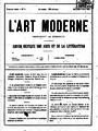 L'Art moderne 1881 01.png