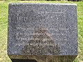 L.E. Smith, Memorial Stone - panoramio.jpg