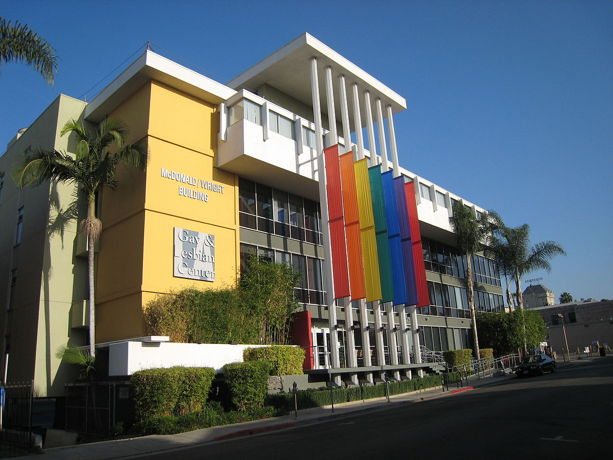 Los angeles gay and lesbian community center 1981