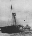 LC Waldo aground, 1913 Great Lakes storm.png