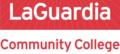LaGuardia Community College text logo.png