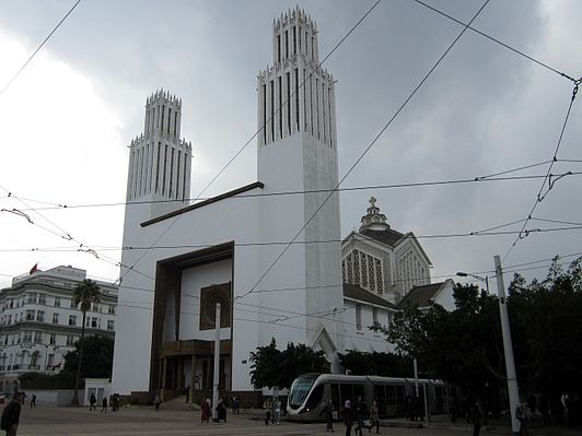 St. Peter's Cathedral, Rabat
