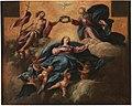 La Coronación de la Virgen, de Sebastián Herrera Barnuevo (Museo del Prado).jpg