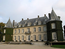 Image illustrative de l'article Château de La Hulpe
