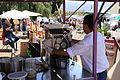 La Palma - Los Llanos - Calle San Antonio - Llano de Argual - sugar cane juice 03 ies.jpg