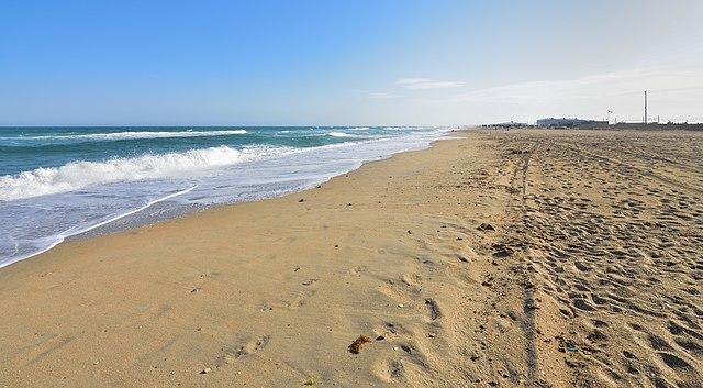 Пляжи Сета