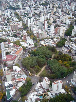 La Plata desde el Aire