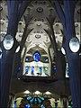 La Sagrada Familia - interior 4 - Barcelona - panoramio.jpg