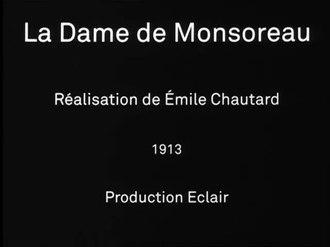 La Dame de Monsoreau (1913)