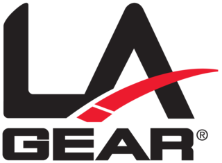 LA Gear American shoe company