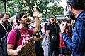 Lagarder Danciu en el acto de Podemos con los Círculos Autonómicos (7-10-2016) 04.jpg