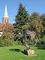 Laggenbeck, Denkmal bij die Sankt Maria Magdalena Kirche foto3 2013-09-30 12.12.jpg