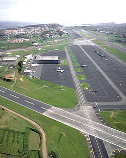 Lajes Air Base 1989 DF-ST-89-07752