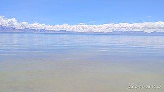 Lake Manasarovar - Lake Manasarovar.