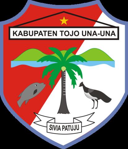 Berkas Lambang Kabupaten Tojo Una Una Png Wikipedia Bahasa Indonesia Ensiklopedia Bebas