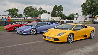 History of Lamborghini Aspect of history
