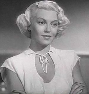 The Postman Always Rings Twice (1946 film) - Lana Turner in the trailer for the film
