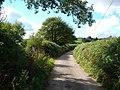 Lane to Ennaton - geograph.org.uk - 234595.jpg