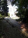 lanenstelsel heilig landstichting 08 mgr. suyslaan afbuigend naar cenakelkerk