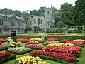 Lanhydrock, The Church and the Gardens - geograph.org.uk - 211089.jpg