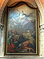 Laon (02), cathédrale Notre-Dame, croisillon sud, bas-côté est, tableau - l'Assomption.jpg