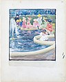 Large Boston Public Garden Sketchbook- A fountain in the Public Garden MET DT3410.jpg