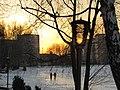 Last evening of the winter. February 2014. - Последний вечер зимы. Февраль 2014. - panoramio.jpg