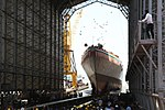 Launch of INS Imphal 05.jpg