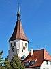 Laurentiuskirche Hemmingen Turm.jpg