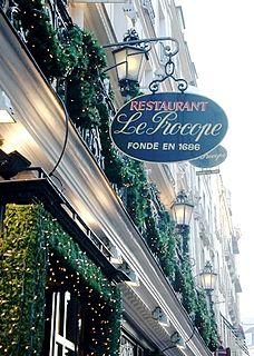 restaurant in rue de l