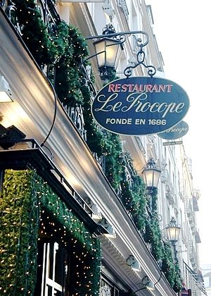 Café Procope - Image: Le Procope