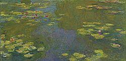 Le bassin aux nymphéas - Claude Monet.jpg