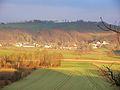 Le hameau de Blaune un matin d'hiver.JPG