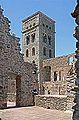 Le monastère de Sant Pere de Rodes (Espagne) (14630230654).jpg