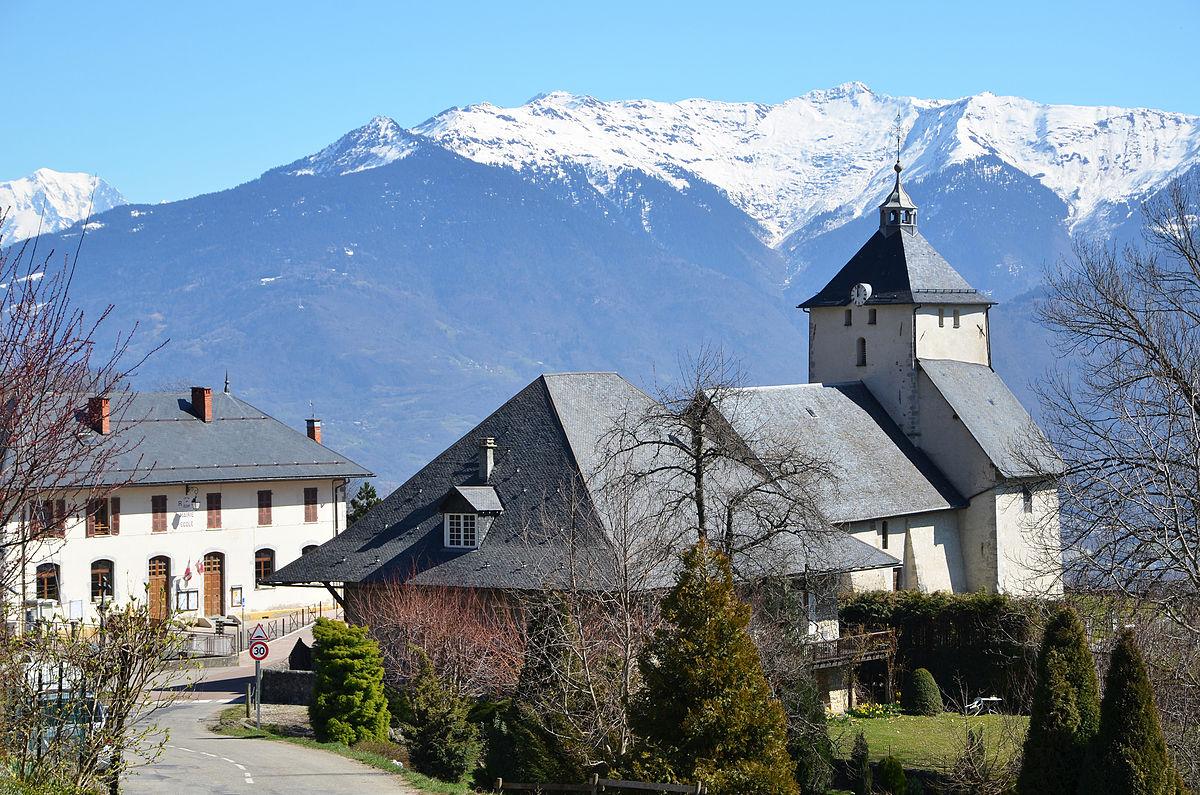 Cl ry savoie wikip dia for Savoie code postal