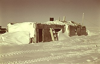 National Register of Historic Places listings in North Slope Borough, Alaska - Image: Leffingwell