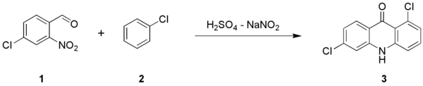 The Lehmstedt–Tanasescu reaction