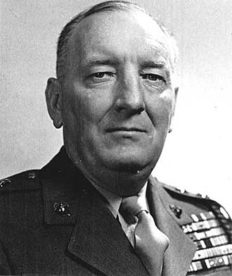 LeRoy P. Hunt - General LeRoy P. Hunt