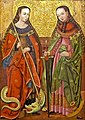 Lesser Poland St. Catherine and St. Margaret.jpg