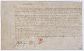 Lettre de Charles duc d'Orléans 1 - Archives Nationales - AE-II-450.jpg