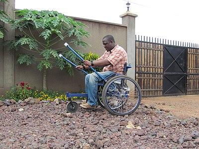 Leveraged Freedom Chair wheelchair - wikiwand
