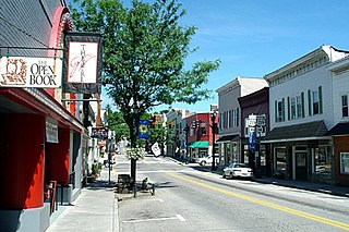 Lewisburg, West Virginia City in West Virginia, United States