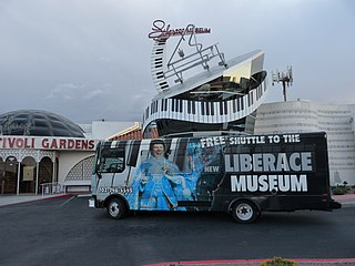 Liberace Museum Collection