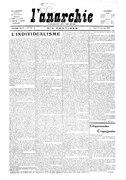 Libertad - L'Individualisme, paru dans L'Anarchie, 23 janvier 1908.djvu